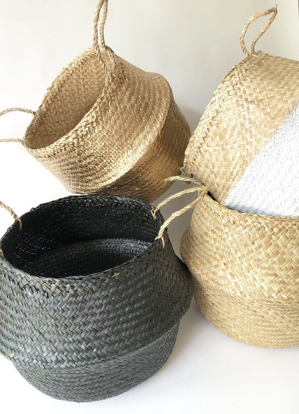 Amante Kophinos Basket - Natural Home Decor Amante Marketplace