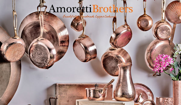 Amoretti Brothers 2.8 qt Sauce Pan with Standard Lid sauce pan Amoretti Brothers