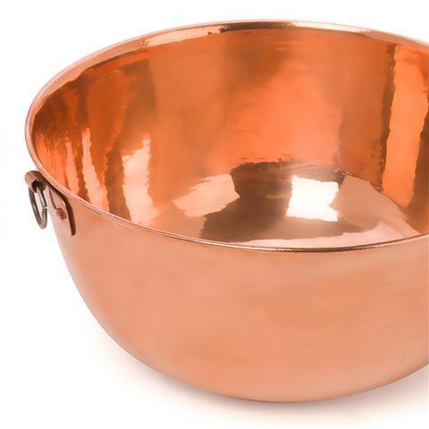 Amoretti Brothers Copper Mixing Bowl mixing bowl Amoretti Brothers