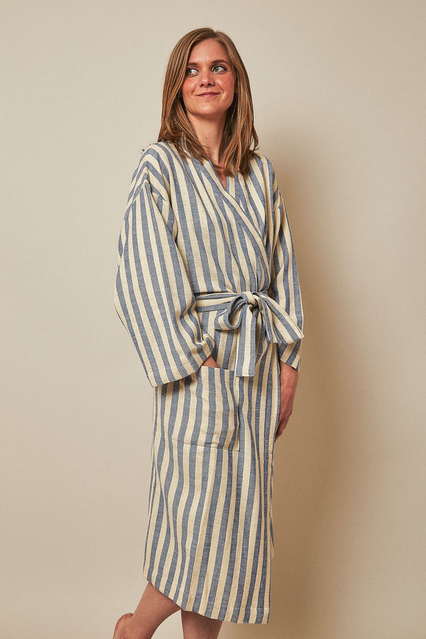 Anatoli Co Abel Handwoven Robe Robe Anatoli Co