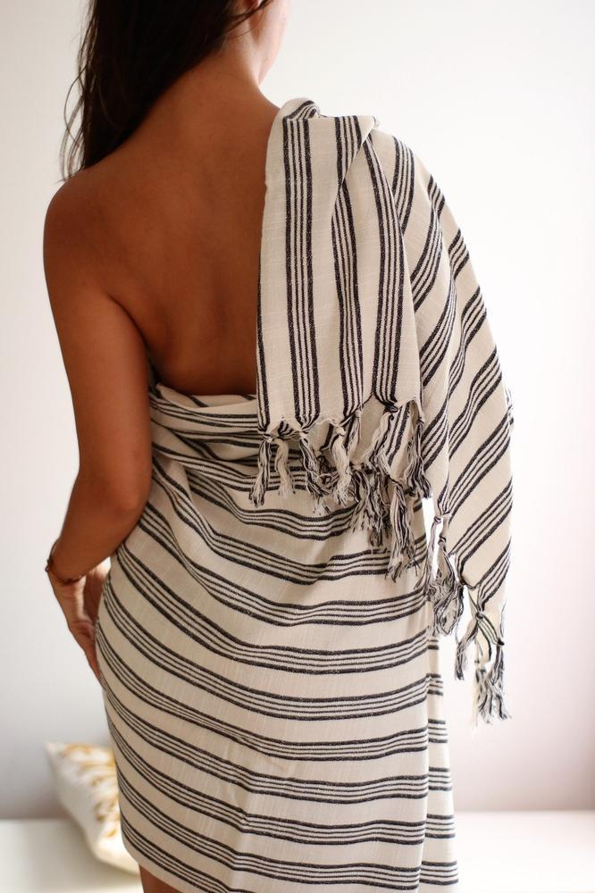 Anatoli Co BROOKLYN Handwoven Towel Towel Anatoli Co
