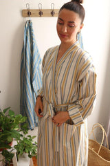 Anatoli Co ELIO Handwoven Robe Robe Anatoli Co-5624178802751