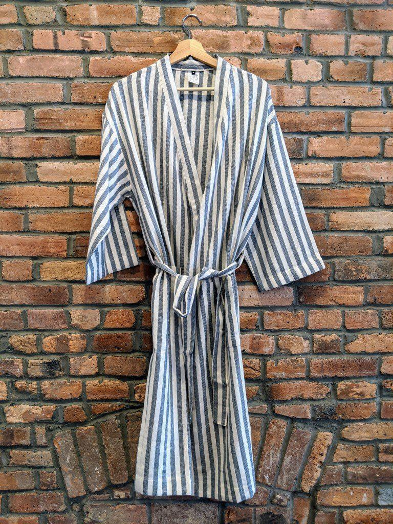Anatoli Co GRAY Robe Robes Anatoli Co