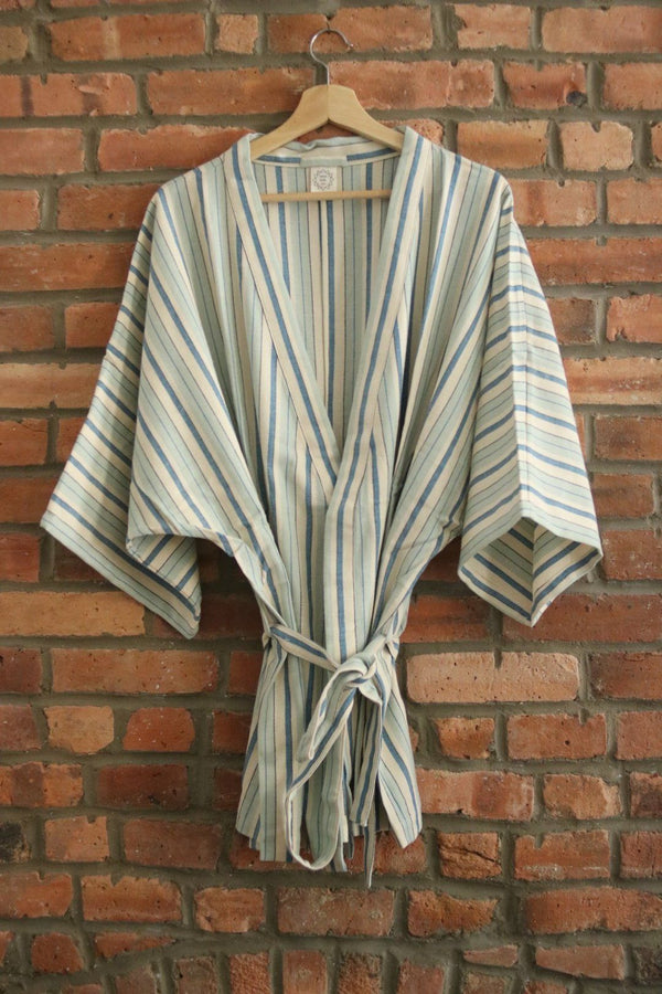 AnatoliCo Sky Short Robe Robes Anatoli Co