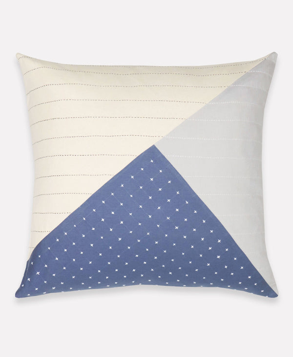 Anchal Didi Colorblock Throw Pillow Anchal Project