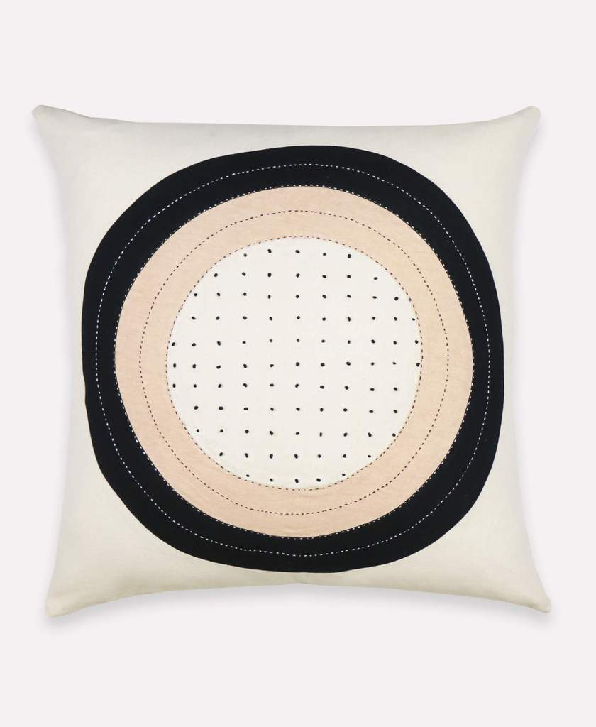 "Anchal Project 22"" Eclipse Dot Toss Pillow Anchal Project"