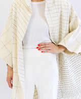 Anchal Project Cocoon Jacket - Bone Anchal Project-13410904801343
