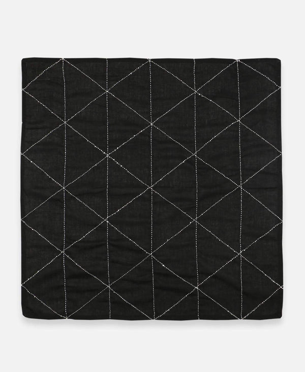 Anchal Project Graph Bandana - Charcoal Accessories Anchal Project