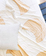 Anchal Project Ivory Crescent Lattice Quilt Anchal Project-5266463227967