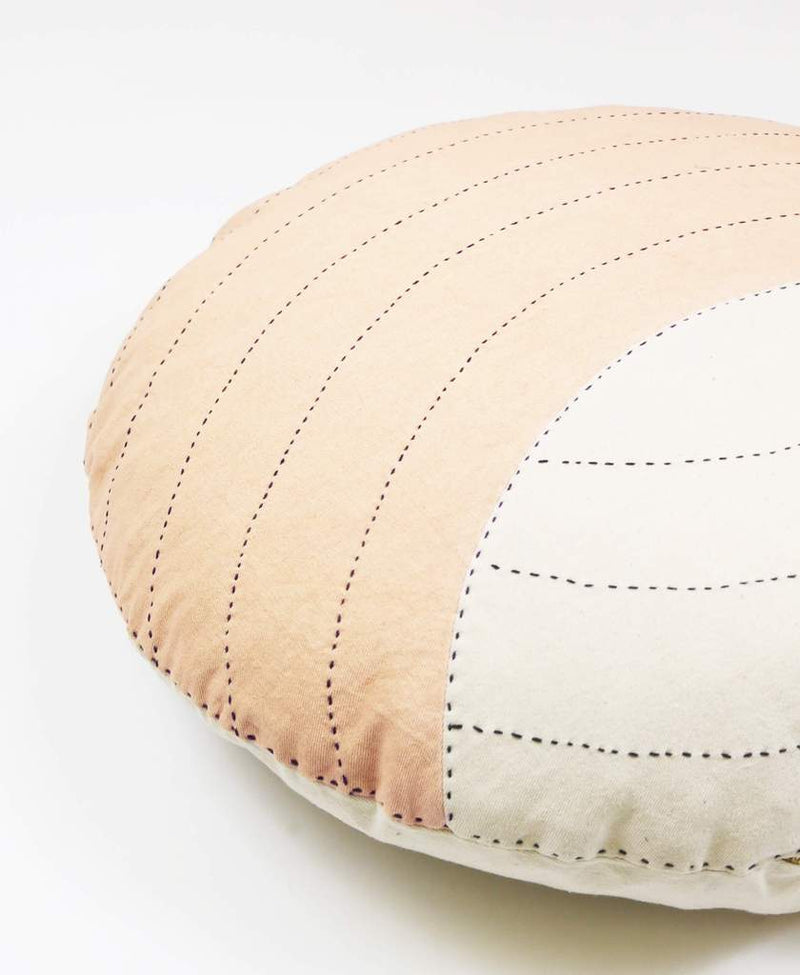 Anchal Project Ivory Crescent Pillow Anchal Project