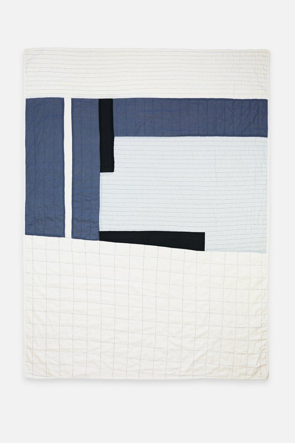 Anchal Project Organic Cotton Maya Patchwork Bedding Anchal Project