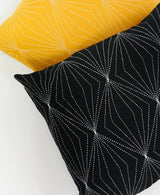Anchal Project Prism Throw Pillow - Charcoal Anchal Project-13410657009727