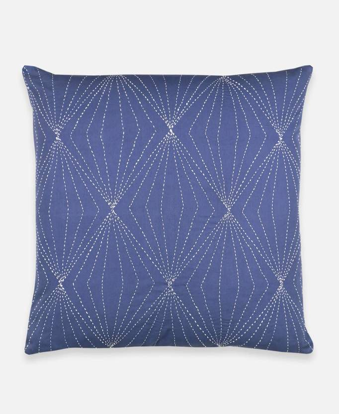 Anchal Project Prism Throw Pillow - Slate Anchal Project