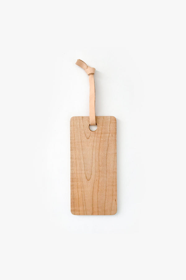 Aplat Petit Bois Pocket Cheese Board Wine Tote Aplat