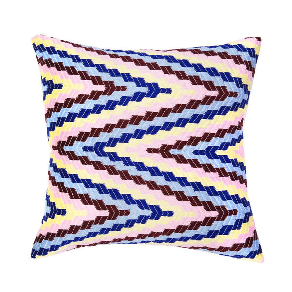 "Archive New York Almolonga Pillow - Multi - 20"" x 20"" Archive New York"