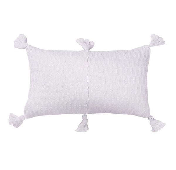 Archive New York Antigua Pillow - Bright White Archive New York