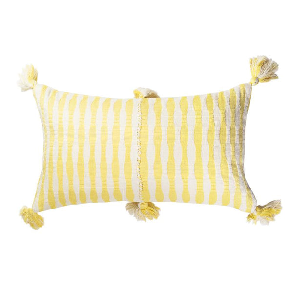 Archive New York Antigua Pillow - Butter Stripe Archive New York
