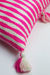 Archive New York Antigua Pillow - Neon Pink Archive New York -14966843244607