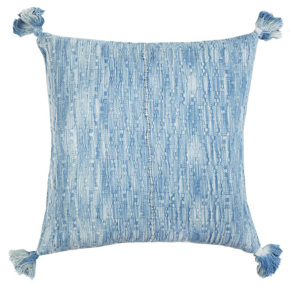 "Archive New York Antigua Pillow - Ocean Tie Dye 20""x20"" Archive New York"