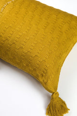 Archive New York Antigua Pillow - Ochre Solid Archive New York-13135218081855