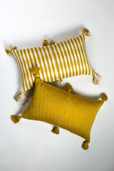 Archive New York Antigua Pillow - Ochre Solid Archive New York-13135239905343