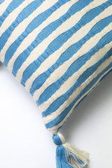 Archive New York Antigua Pillow - Sky Blue Striped Archive New York-13135260549183