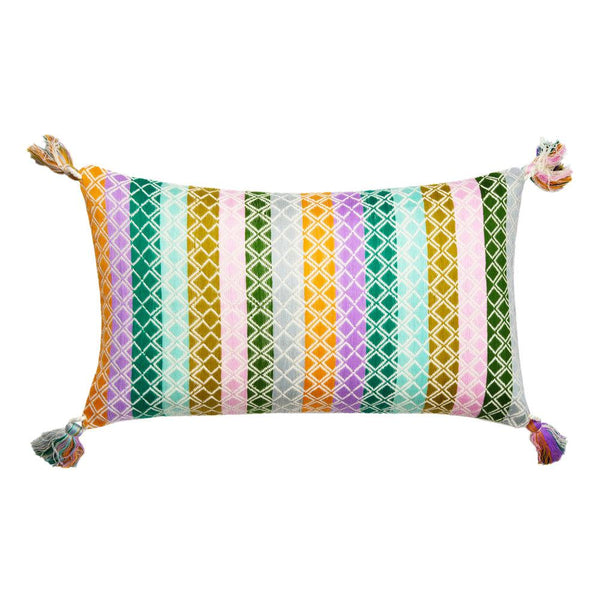 Archive New York Backordered: Comalapa Pillow - Multi Archive New York