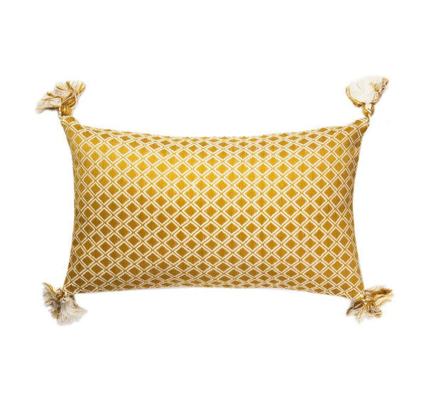 Archive New York Comalapa Pillow - Ochre Archive New York