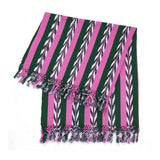 Archive New York Palm Ikat Blanket Archive New York-13135223291967