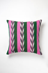 "Archive New York Palm Ikat Pillow 20"" x 20"" Archive New York -13135242297407"