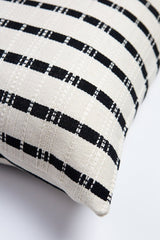 "Archive New York Santiago Grid Pillow - 18""x18"" Archive New York -13135223717951"