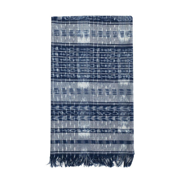 Archive New York Web Exclusive: Indigo Jaspé Tea Towel Archive New York