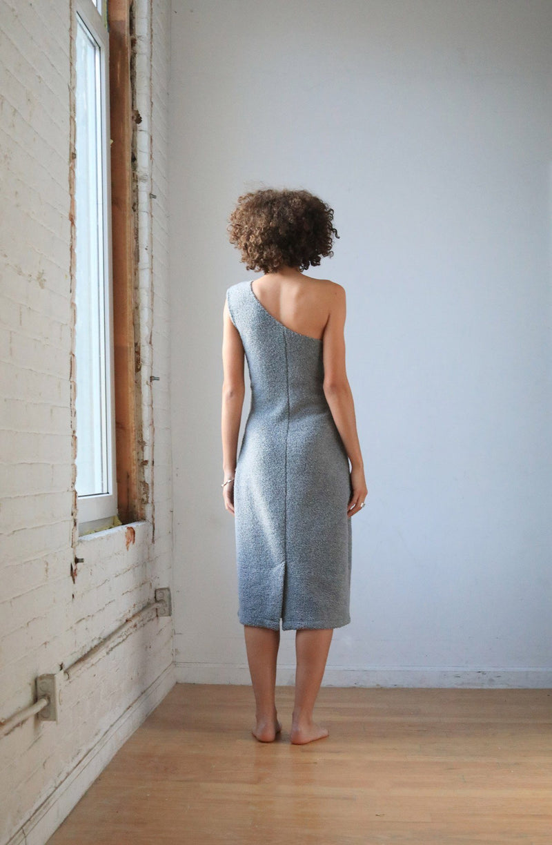 Arielle Virgo Dress, Recycled Wool dress Arielle