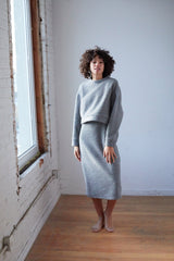Arielle Virgo Dress, Recycled Wool dress Arielle -14730582294591