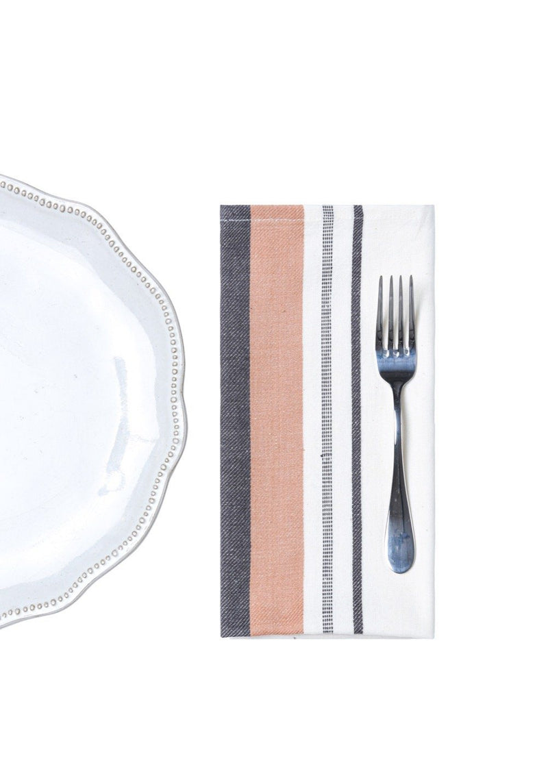 Bloom & Give Betty Napkins - Ivory Kitchen & Tabletop Bloom & Give