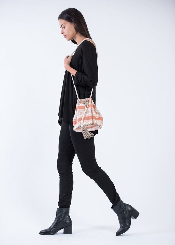 Bloom & Give Dena Bucket Bag B&G Bags Bloom & Give