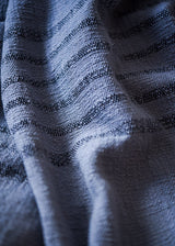 Bloom & Give Duka Throw/Blanket - Gray Throws Bloom & Give-12629809856575