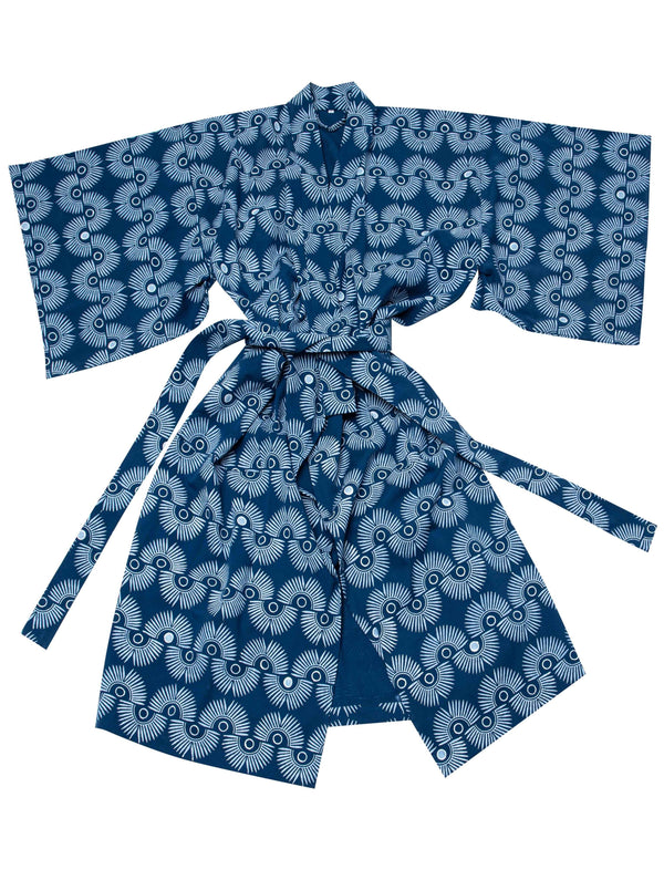 Bloom & Give Iris Kimono Robe Robes Bloom & Give