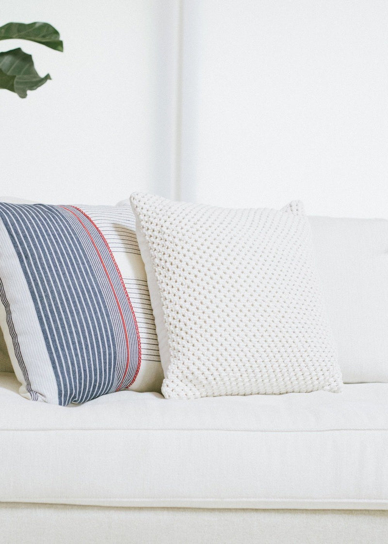 Bloom & Give Jane Cotton Pillow Pillows Bloom & Give