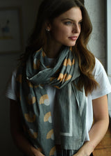Bloom & Give Kazuko Scarf Scarves Bloom & Give-12629775482943