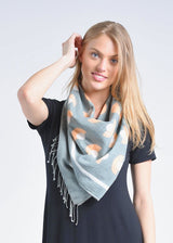 Bloom & Give Kazuko Scarf Scarves Bloom & Give-12629706178623