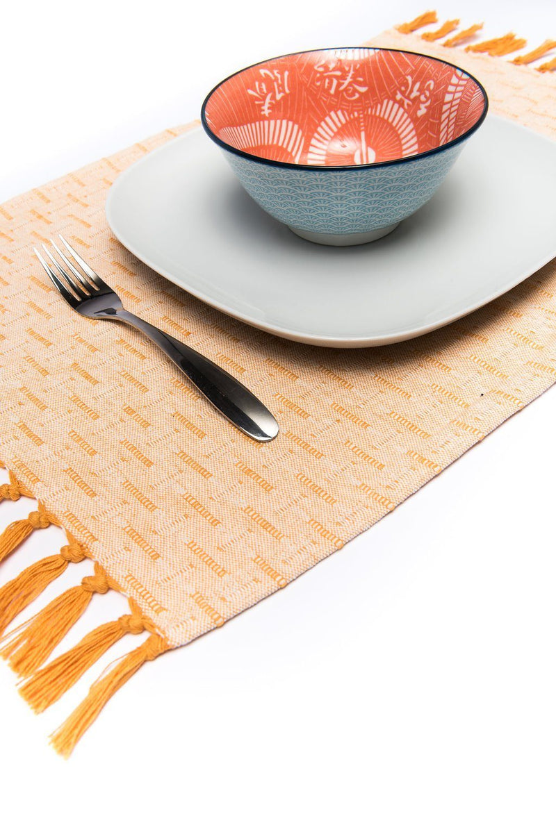 Bloom & Give Kenza Placemat | set of 2 Kitchen & Tabletop Bloom & Give