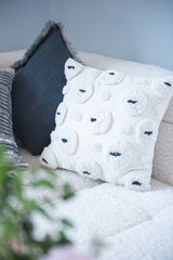 Bloom & Give Lavendale Cotton Pillow Pillows Bloom & Give-12629852094527