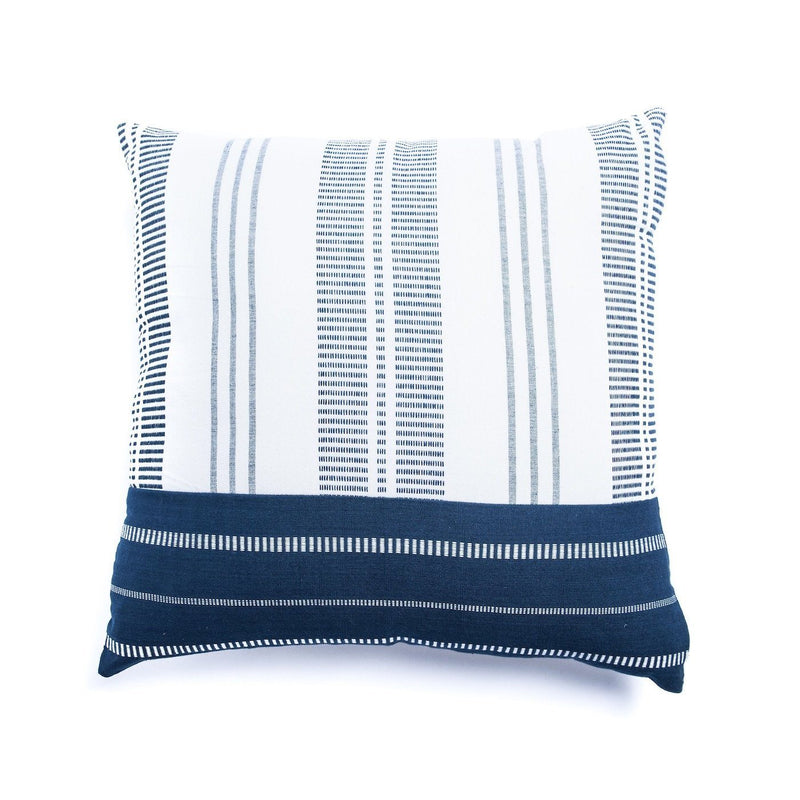 Bloom & Give Neela Pillow - Indigo Pillows Bloom & Give