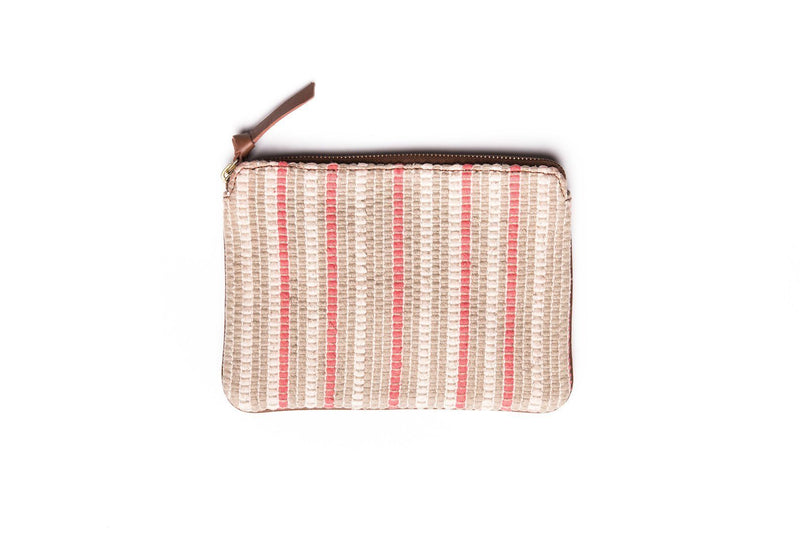 Bloom & Give Palermo Pouch - Tan B&G Bags Bloom & Give