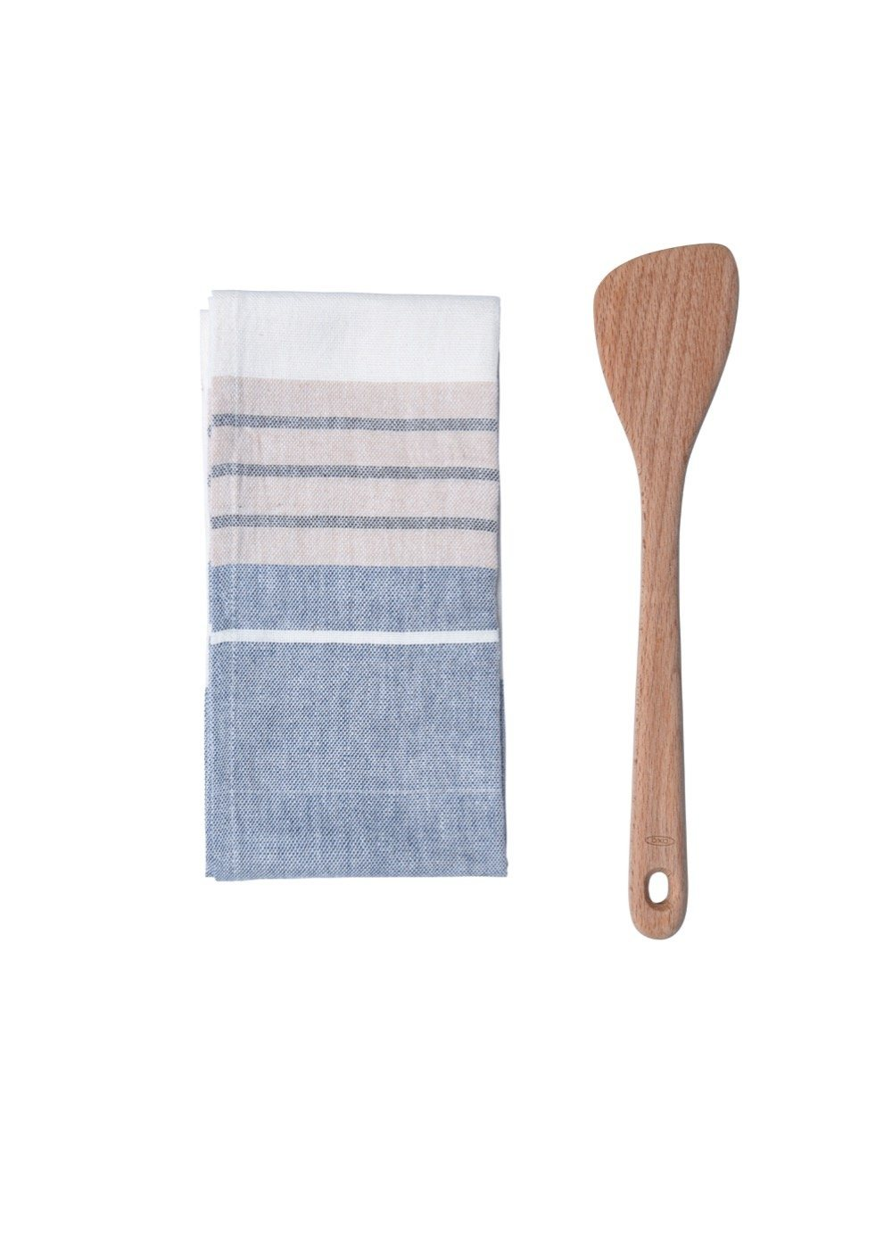 Bloom & Give Pooja Tea Towels - Ivory Kitchen & Tabletop Bloom & Give