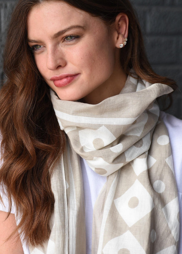 Bloom & Give T-byrd Scarf Scarves Bloom & Give