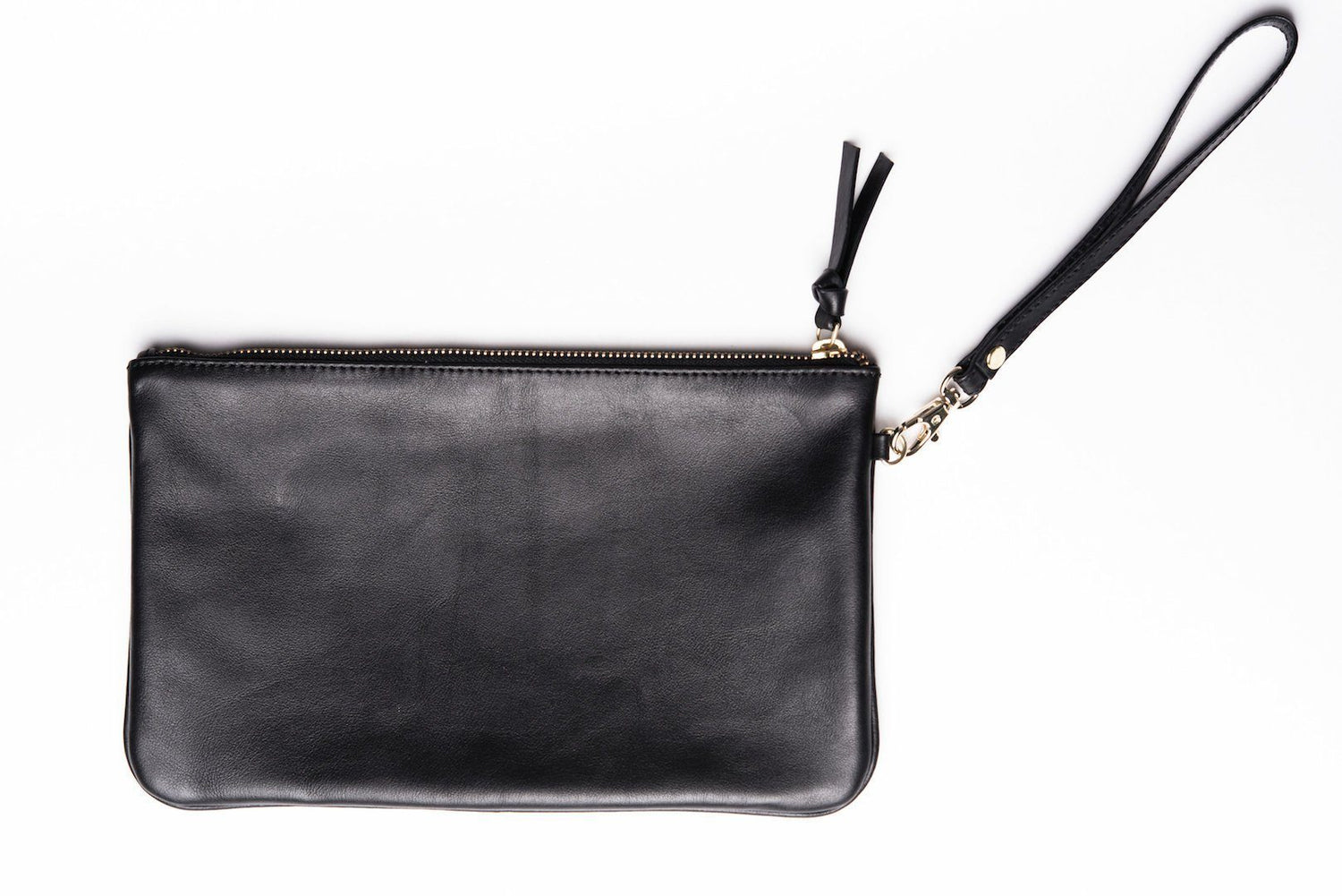 Bloom & Give Terra Wristlet Clutch - Black B&G Bags Bloom & Give