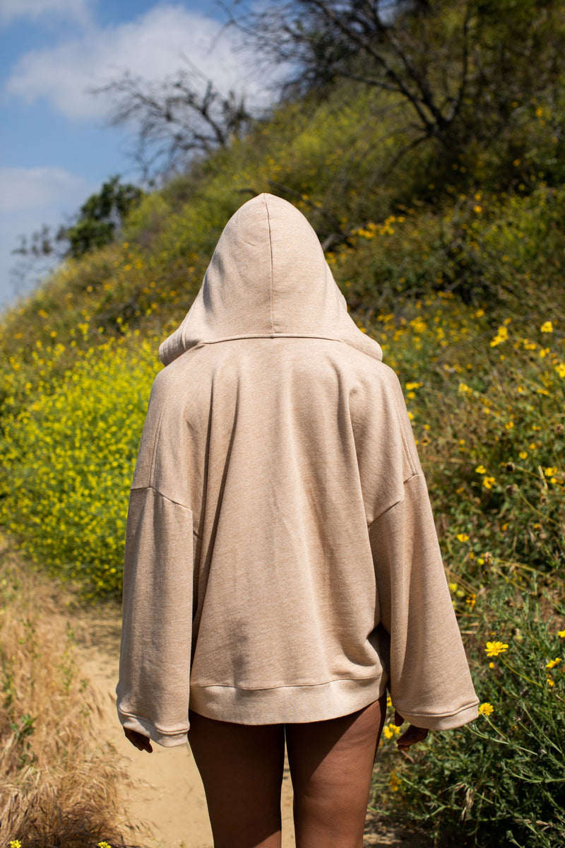 California Cloth Foundry Botanical Hoodie California Cloth Foundry