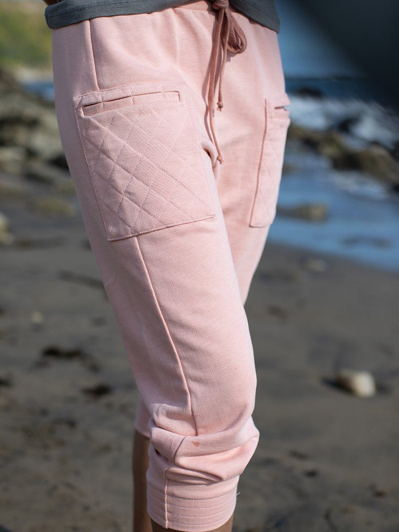California Cloth Foundry Cleaner Cotton Sweat Pant California Cloth Foundry Coral 1
